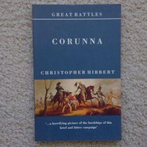 Christopher Hibbert Other - Great Battles Corunna